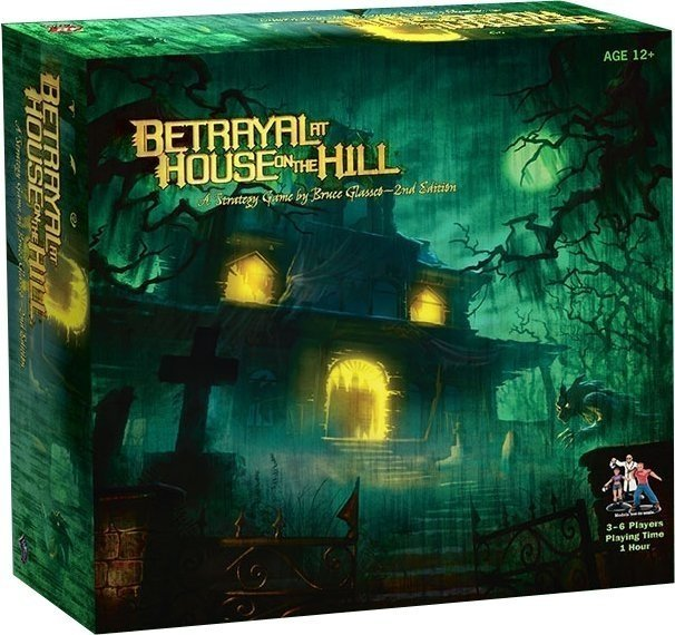 Betrayal at House on the Hill (Importado)