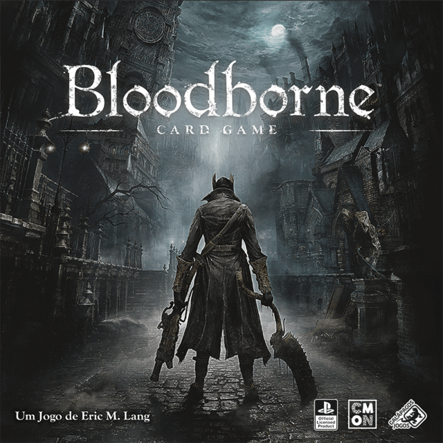 Bloodborne - Card Game na internet