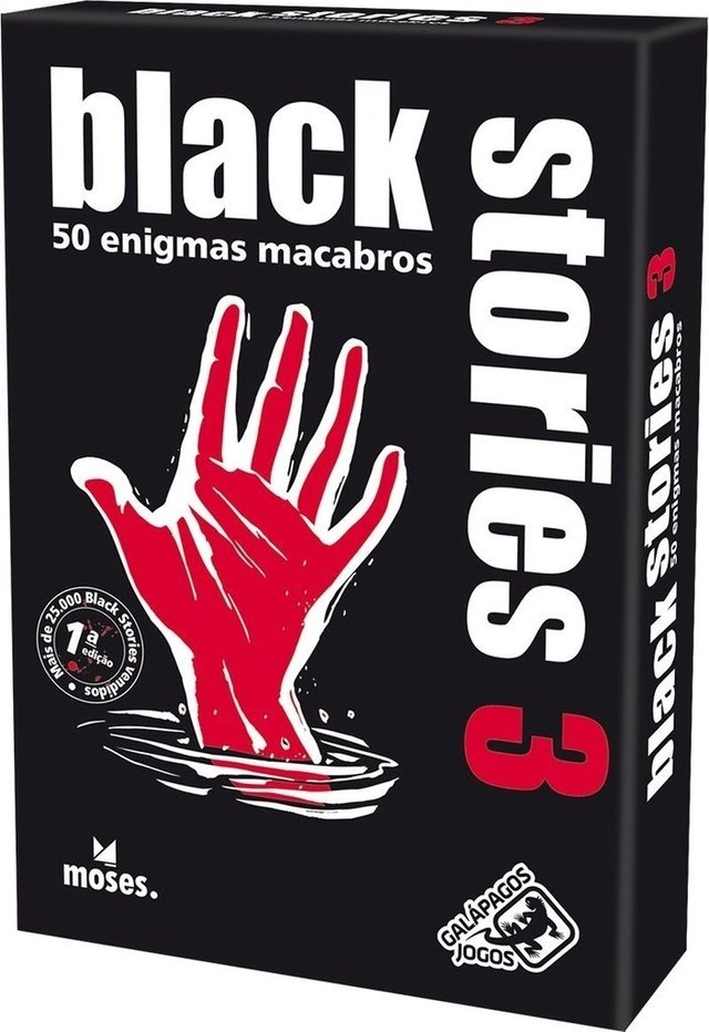 Black Stories 3 - comprar online