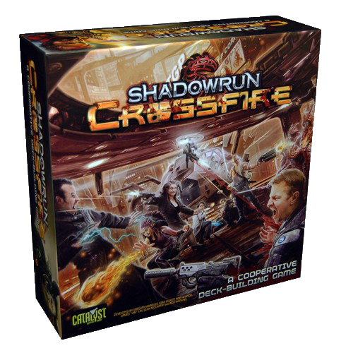 Shadowrun - Crossfire