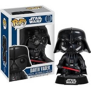 Star Wars: Darth Vader Funko Pop