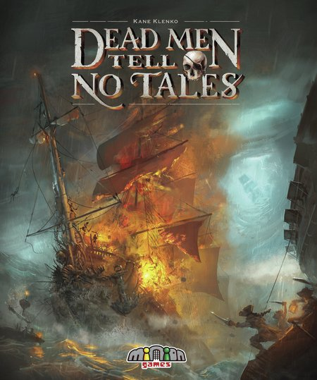 Dead Men Tell No Tales - comprar online