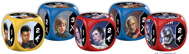 Star Wars Destiny: Box com 36 Pacotes de Expansao Despertares na internet