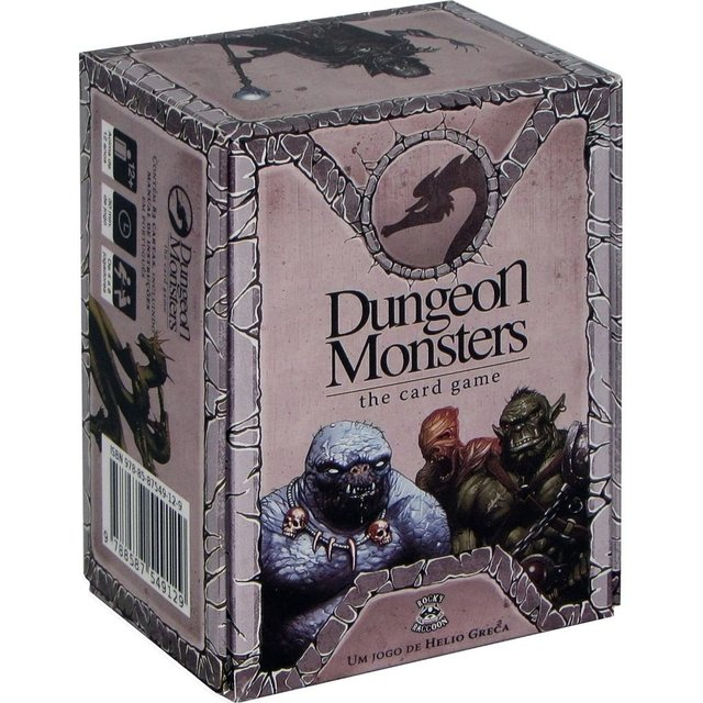 Dungeon Monsters: The Card Game