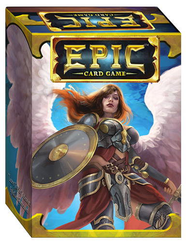 EPIC CARD GAME - comprar online