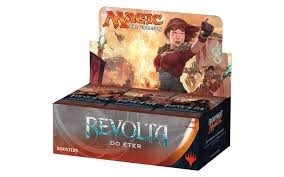 Magic The Gathering: Revolta do Éter Booster Box - comprar online