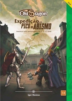 Old Dragon: Expedicao ao Pico do Abismo