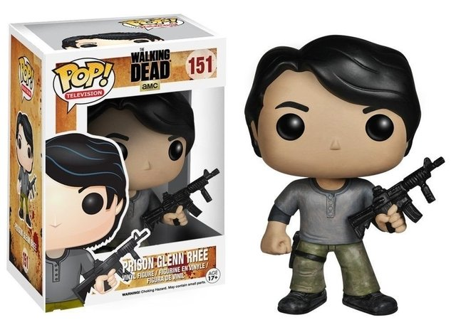 The Walking Dead: Prision Glen Rhee Funko Pop