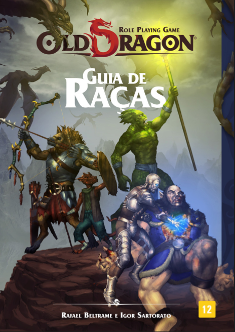 Old Dragon: Guia de Racas