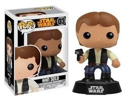 Star Wars: Han Solo Funko Pop