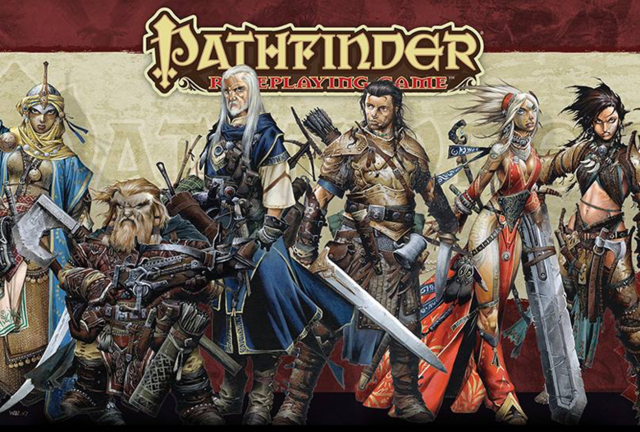 PATHFINDER ESCUDO DO MESTRE