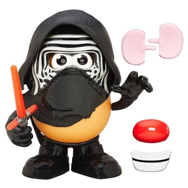 Star Wars: Potato Head Kylo Ren (Cabeça de Batata) na internet