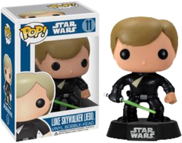 Star Wars: Luke Skywalker Jedi Funko Pop - comprar online