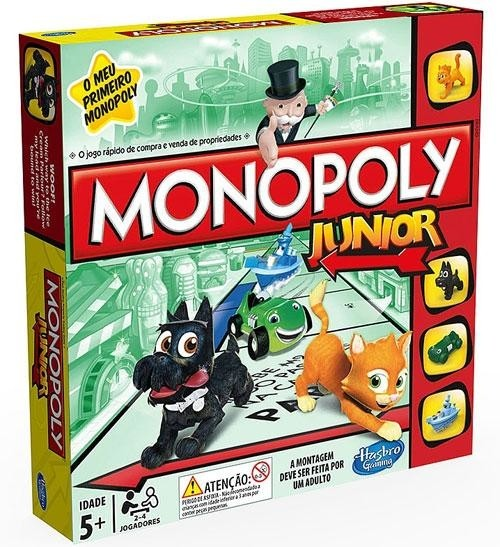 Monopoly Junior na internet