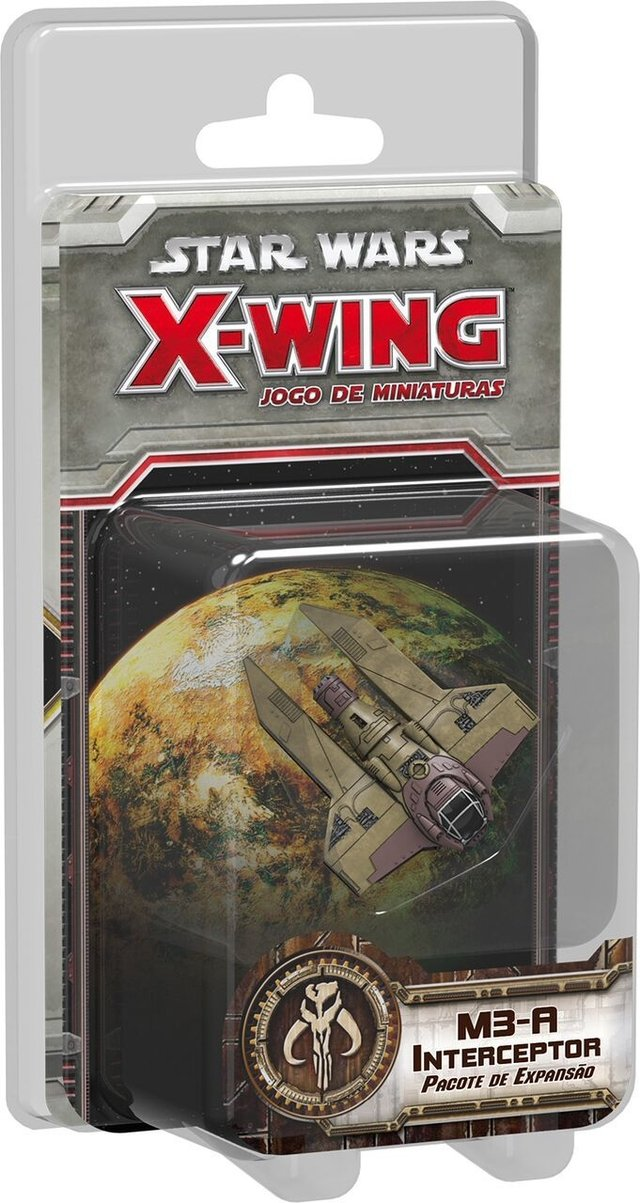 M3-A Interceptor - Expansao, Star Wars X-Wing