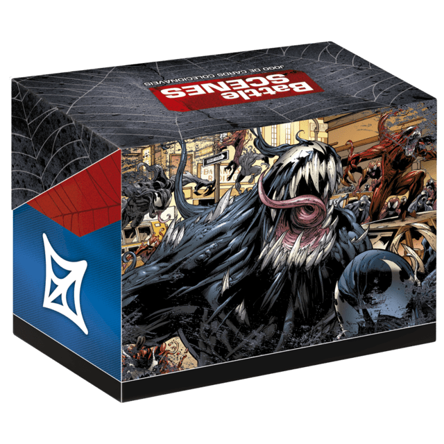 BATTLE SCENES: CONFRONTO ARACNIDEO MASTER BOX na internet
