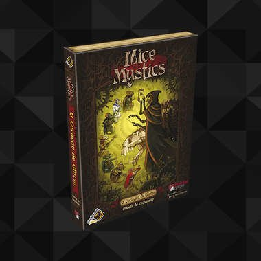 Combo Mice and Mystics com Expansão na internet