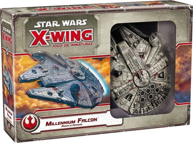 Millennium Falcon - Expansao, Star Wars X-Wing