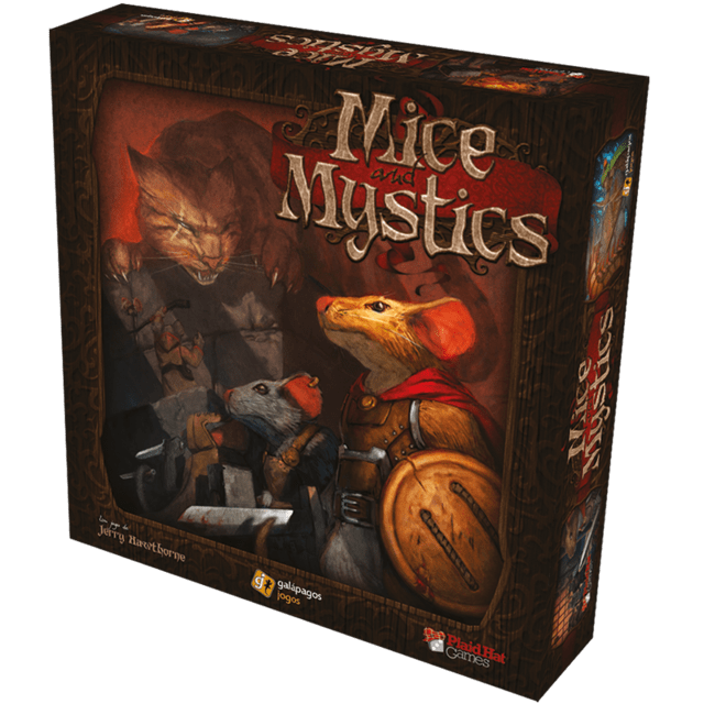 Combo Mice and Mystics com Expansão