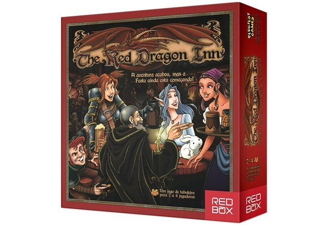 The Red Dragon Inn - comprar online