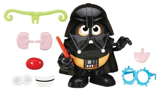 Star Wars: Potato Head Darth Vader (Cabeça de Batata) - comprar online