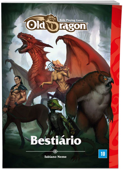 Old Dragon: Bestiario