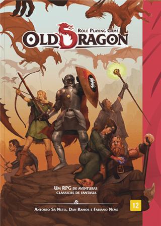Old Dragon: Livro Basico