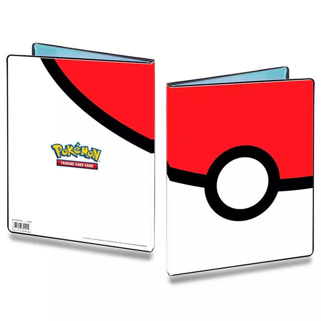 PASTA ALBUM PARA CARTAS POKEBOLA