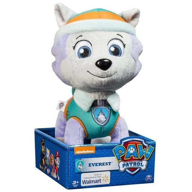 Paw Patrol: Everest Pelúcia