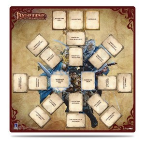 Pathfinder Adventure Card Game: Play Mat