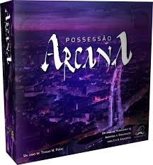 Possesão Arcana na internet