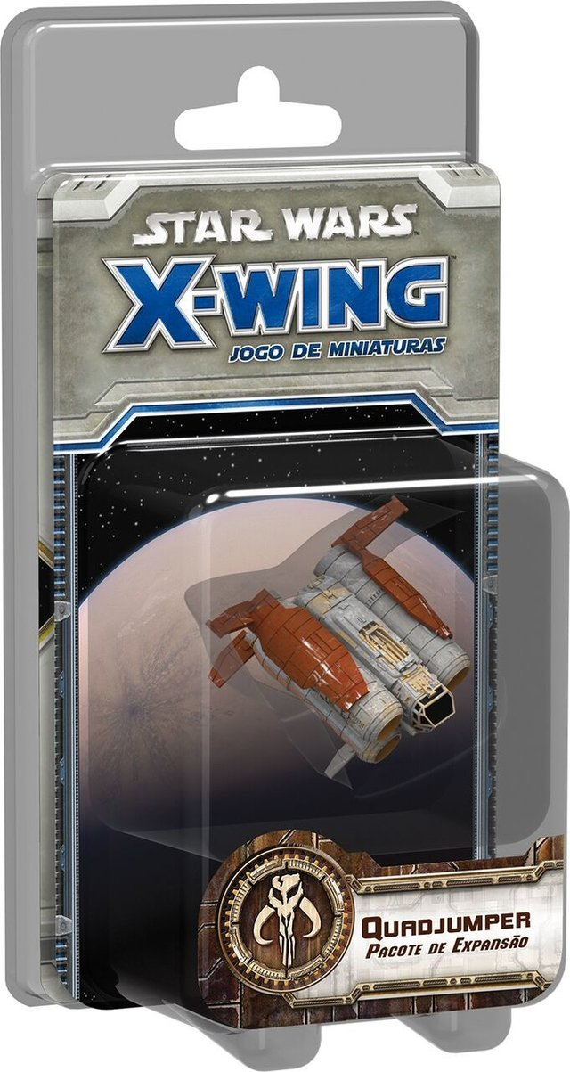 Quadjumper -  Expansao, Star Wars X-Wing