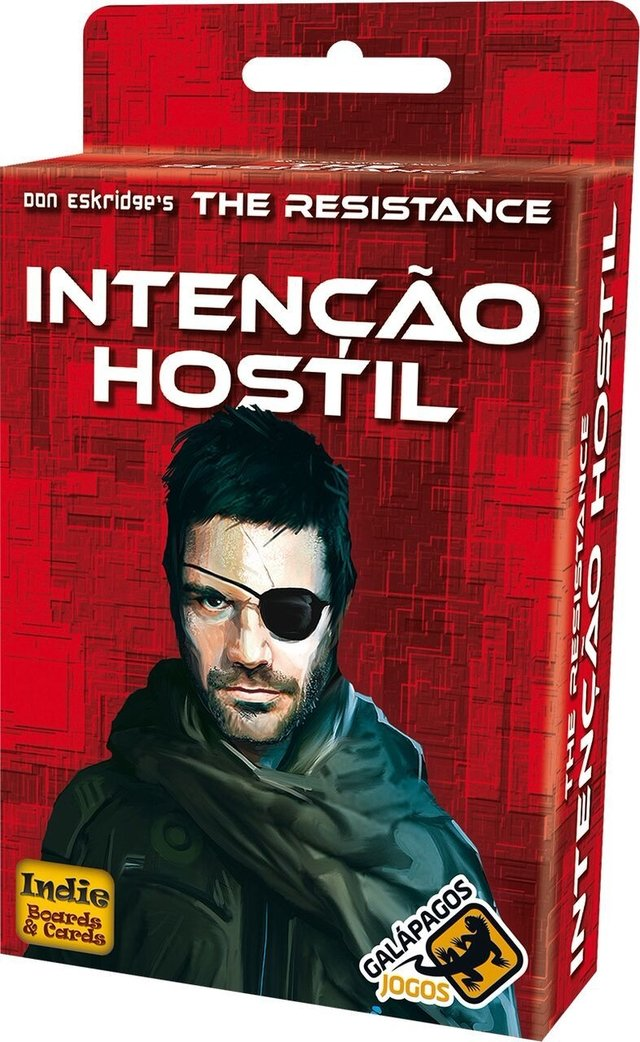 Intencao Hostil - Expansao, The Resistance