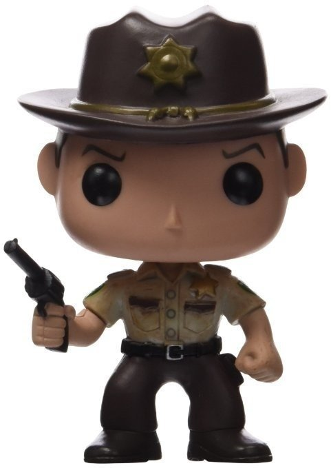 The Walking Dead: Rick Grimes Funko Pop