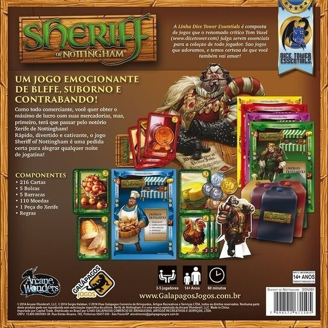 Sheriff of Nottingham na internet