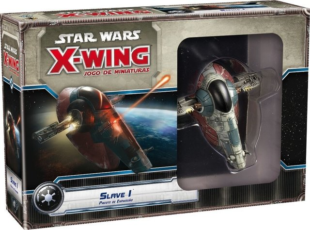 Slave 1 - Expansao, Star Wars X-Wing