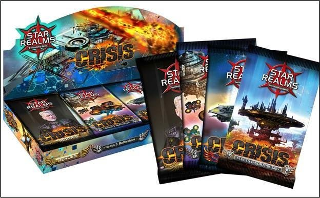 STAR REALMS CRISIS Booster Pack