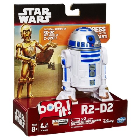 Star Wars: Bop It R2D2 - comprar online