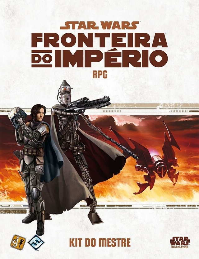 Star Wars RPG - Fronteira do Imperio: Kit do Mestre na internet