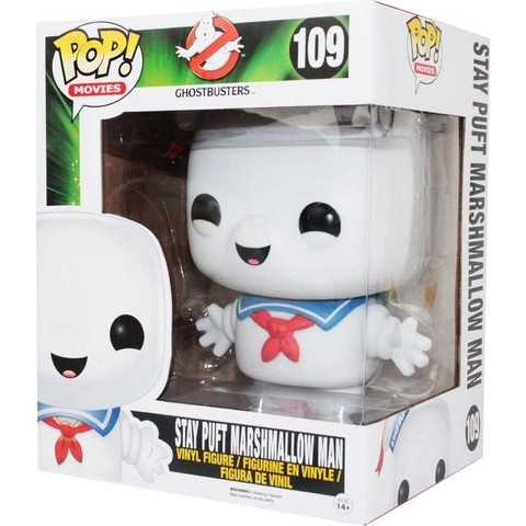 Ghostbusters: Stay Puft Funko Pop - comprar online