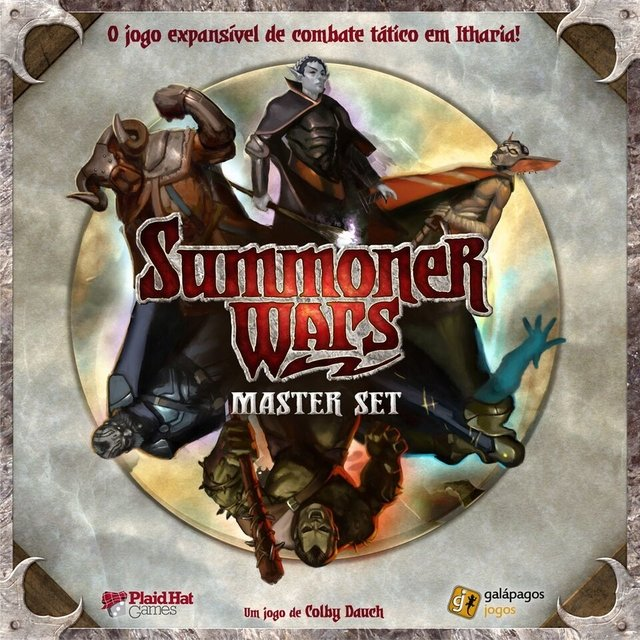 Summoner Wars - Master Set na internet