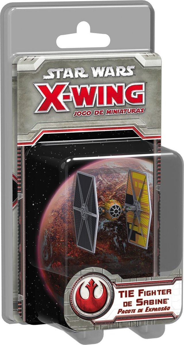 TIE Fighter de Sabine - Expansao, Star Wars X-Wing