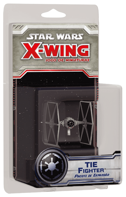 TIE Fighter - Expansao, Star Wars X-Wing