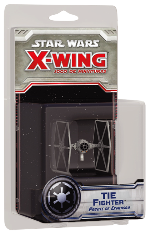 Star Wars X-Wing: Tie Fighter Expansão Jogo X-Wing