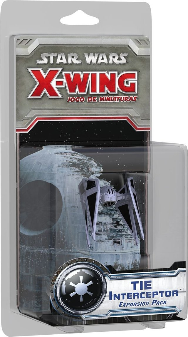 TIE Interceptor - Expansao, Star Wars X-Wing