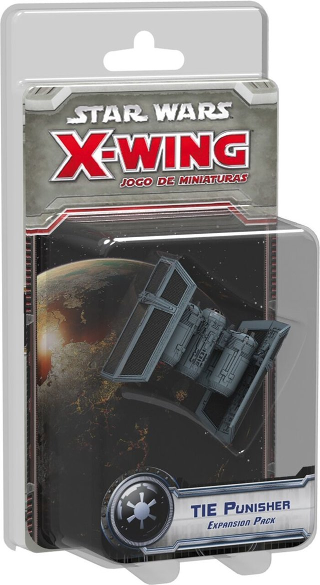 Tie Punisher -  Expansao, Star Wars X-Wing