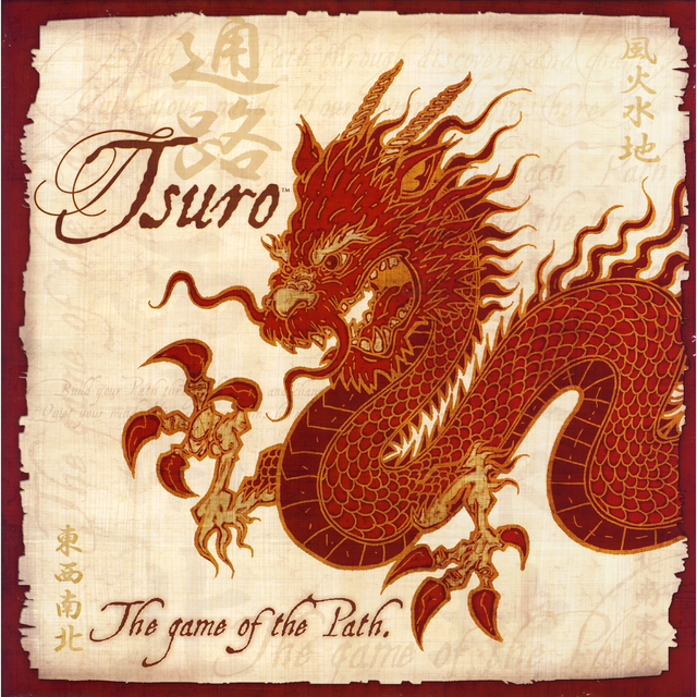 Tsuro: The Game of the Path (Importado)