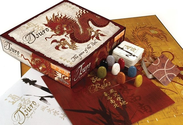 Tsuro: The Game of the Path (Importado) - comprar online