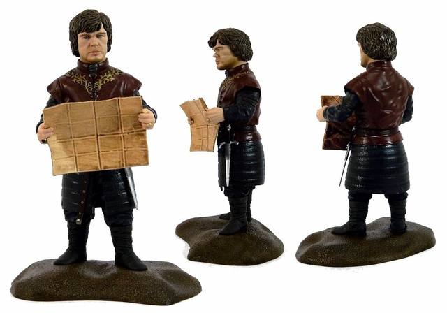 Guerra dos Tronos: Tyrion Lannister Figure by Dark Horse na internet