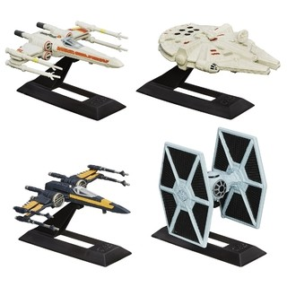 Star Wars The Black Series: 4 Naves Titanium Series na internet
